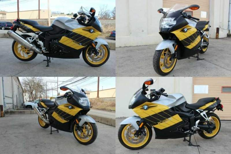 2006 BMW K-Series Yellow for sale