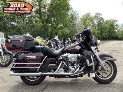 2006 Harley-Davidson FLHTCUI - Ultra Classic® Electra Glide® Maroon for sale craigslist