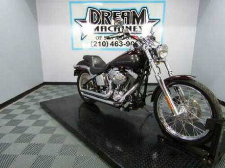 2006 Harley-Davidson FXSTD - Softail Deuce Black for sale