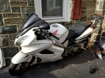 2006 Honda Interceptor White for sale craigslist