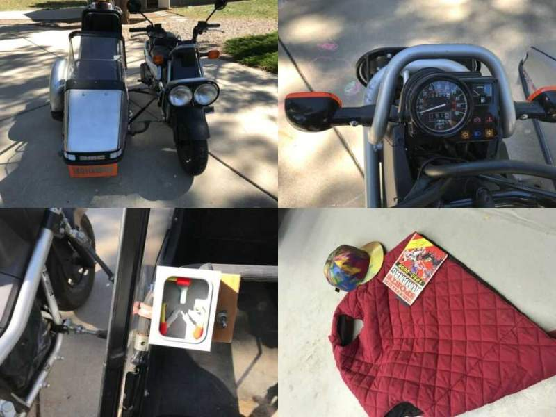2006 Honda Ruckus Silver for sale
