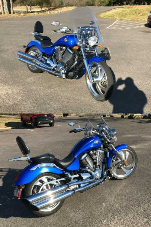 2006 Victory VEGAS -- Blue for sale