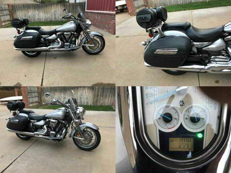 2006 Yamaha Stratoliner Silver for sale