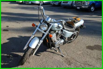 2007 Honda Shadow VLX Blue for sale