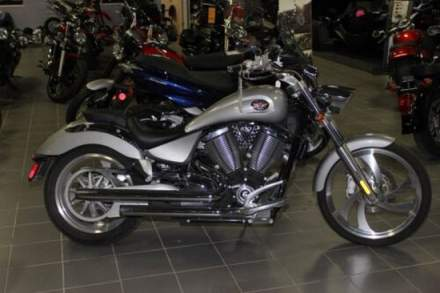 2007 Victory Vegas® Silver for sale