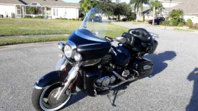 2007 Yamaha Royal Star midnight Venture Black for sale