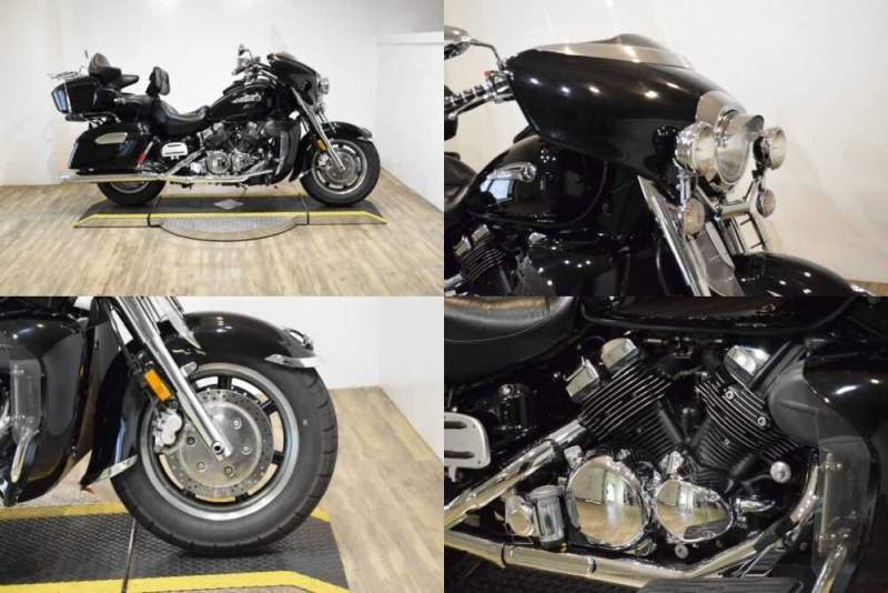2007 Yamaha Royal Star® Midnight Venture Raven for sale