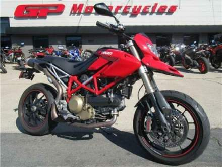 2008 Ducati Hypermotard 1100 S Red for sale