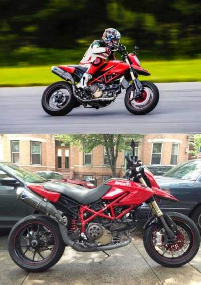 2008 Ducati Hypermotard for sale craigslist