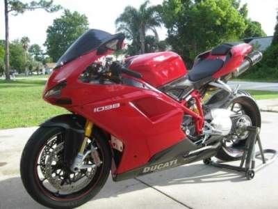 2008 Ducati Superbike Red for sale craigslist