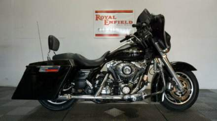 2008 Harley-Davidson Touring NICE UPGRADES!!! Black for sale