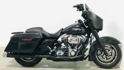 2008 Harley-Davidson Touring Gray for sale