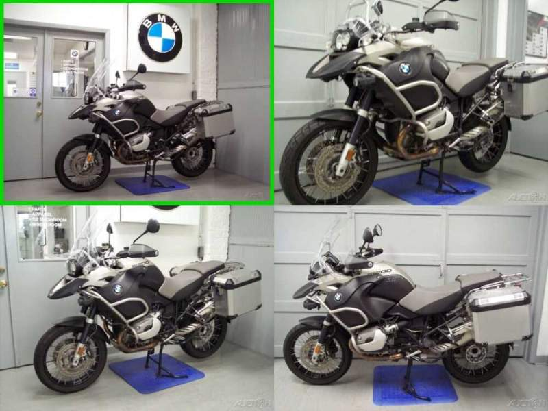 2009 BMW R-Series 1200 GS Adventure Grey for sale