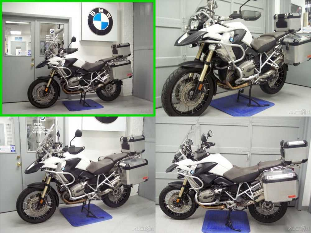 2009 BMW R-Series 1200 GS White for sale craigslist