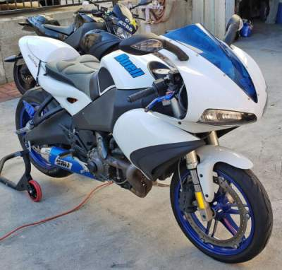 2009 Buell 1125R White for sale craigslist