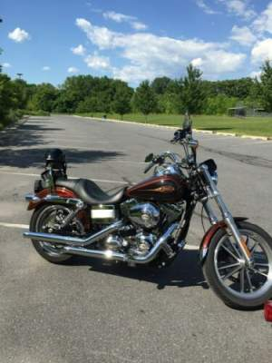 2009 Harley-Davidson FXDL Dyna Low Rider Brown for sale craigslist