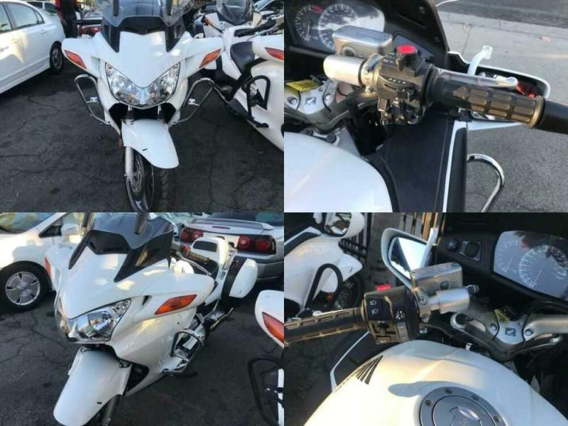2009 Honda ST1300 White for sale