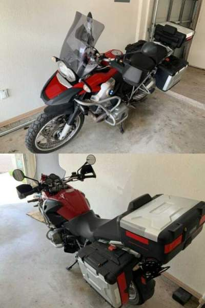 2010 BMW R-Series Red for sale craigslist