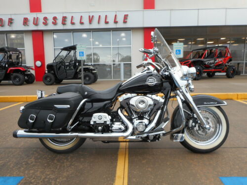 2010 Harley-Davidson Road King Classic Black for sale