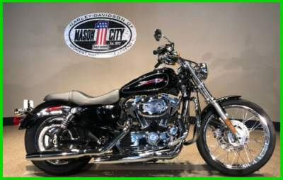 2010 Harley-Davidson Sportster 1200 Custom Vivid Black for sale craigslist