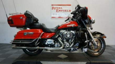 2010 Harley-Davidson Touring NICE TOURING BIKE!!! Red for sale craigslist