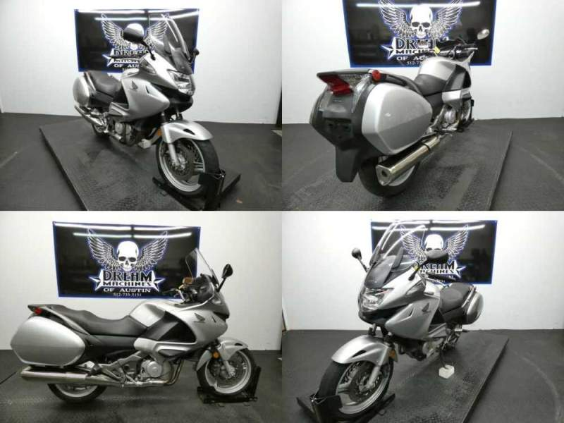 2010 Honda NT700V Silver for sale craigslist