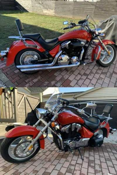 2010 Honda Stateline Red for sale craigslist