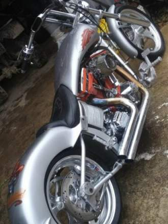 2011 Custom Built Motorcycles Chopper for sale