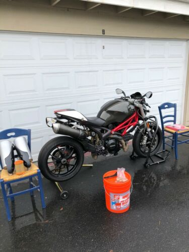 2011 Ducati Monster 796 Black for sale craigslist