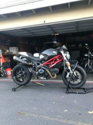 2011 Ducati Monster 796 Black for sale