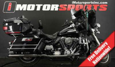 2011 Harley-Davidson FLHTK - Electra Glide Ultra Limited Black for sale