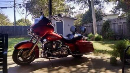 2011 Harley-Davidson Touring Street Glide™ White Hot Denim for sale craigslist