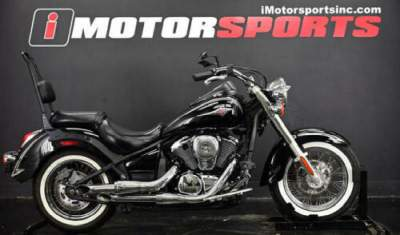 2011 Kawasaki Vulcan 900 Classic SE Black for sale