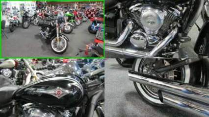 2011 Kawasaki Vulcan Classic SE Black for sale