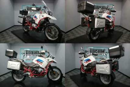 2012 BMW R 1200 GS Rally Edition Blue for sale
