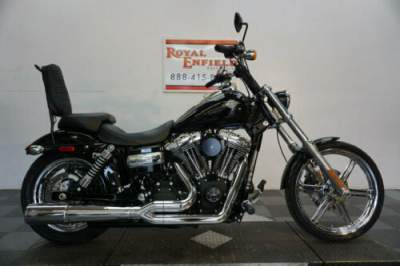 2012 Harley-Davidson Dyna LOW MILES NICE BIKE! Black for sale craigslist