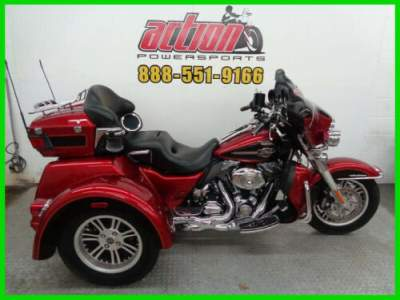2012 Harley-Davidson Touring FLHTCUTG - Tri Glide Ultra Classic for sale