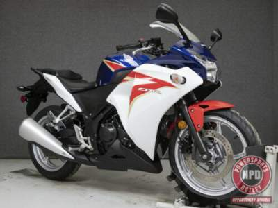 2012 Honda CBR 250R RED/WHITE/BLUE for sale craigslist