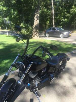 2012 Other Makes Softail blackline fxs Black for sale craigslist