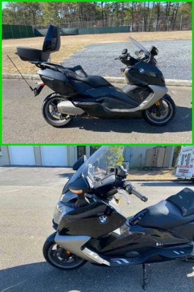 2013 BMW C650 GT Black for sale