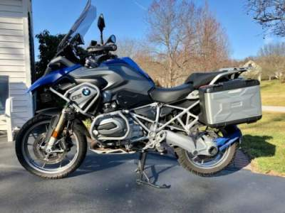 2013 BMW R-Series -- Blue for sale