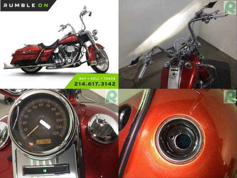 2013 Harley-Davidson Touring CALL (877) 8-RUMBLE Red for sale