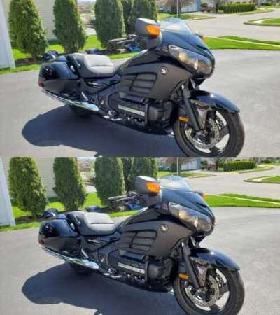 2013 Honda Gold Wing® F6B Black for sale craigslist