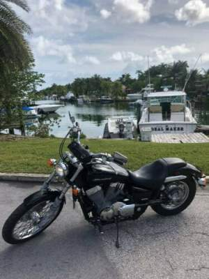2013 Honda Shadow Black for sale craigslist