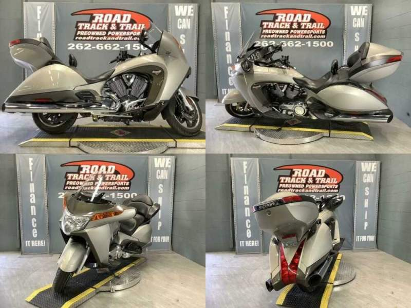 2013 Victory Vision® Silver for sale craigslist