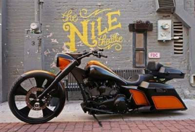 2014 AzzKikr Custom Bagger Custom for sale craigslist