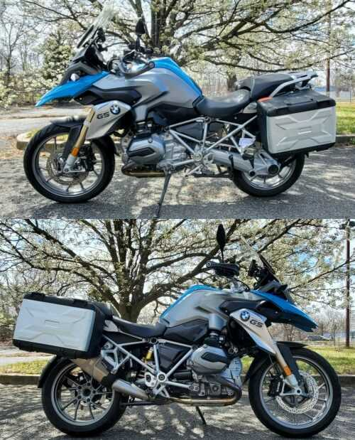 2014 BMW R-Series Blue for sale craigslist