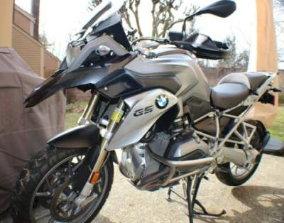 2014 BMW R-Series Gray for sale