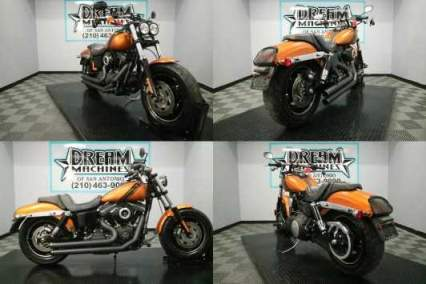 2014 Harley-Davidson FXDF - Dyna Fat Bob Amber Whiskey for sale