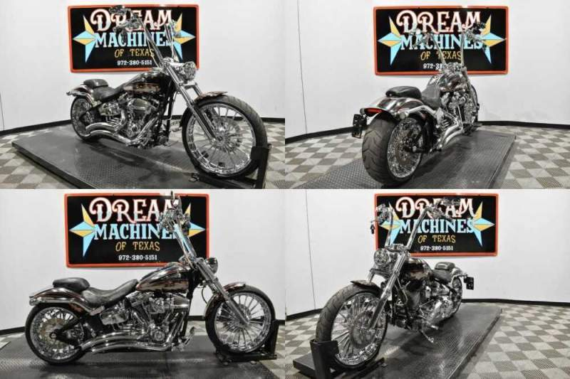 2014 Harley-Davidson FXSBSE - Screamin Eagle Breakout CVO Silver for sale craigslist